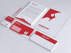 Xpedition™ Corporate Identity by Damian Hernandez