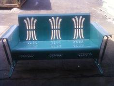 9 best vintage porch glider images balcony bench porch glider rh pinterest com