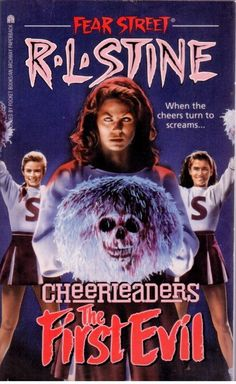 Fear Street - Cheerleaders - The First Evil by R.L. Stine  S/Hand - Paperback