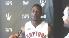 Greivis Vasquez believes Will Cherry has a chance to make the #Raptors