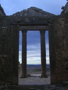 Bulla Regia (Tunisia)