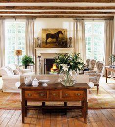 45 Lovely Living Rooms
