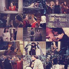 Romeo and Juliet, 1968 William Shakespeare, Shakespeare Plays, Zeffirelli Romeo And Juliet, Juliet Movie, Leonard Whiting, Olivia Hussey, Romeo Y Julieta, Posters Uk, Romance Film