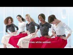 Nouvelle vidéo démonstration de sécurité Air France / New Air France safety demonstration video - YouTube