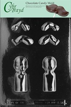 Cybrtrayd B034 3d Cupie Doll Baby Chocolate Candy Mold *** Want additional info? Click on the image.(This is an Amazon affiliate link and I receive a commission for the sales)