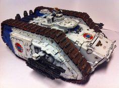 World Eaters Spartan