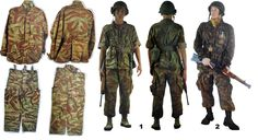 French Indochina War Camoflauge Uniforms 5 by on DeviantArt