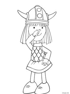 Pin By Farid Amali On ویکی Coloring Pages Coloring For Kids Vikings
