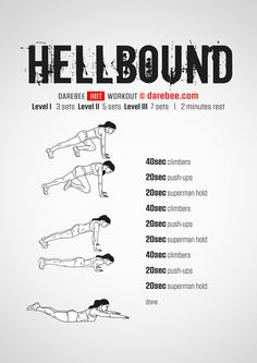 Hellbound Workout
