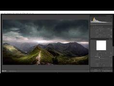 Episode 00 : retouche d'une photo de montagne avec Lightroom - YouTube