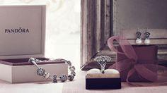 I love Pandora jewellery