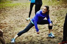 Don't stick to a basic walk or run - turn your outdoor cardio into a full-body strength training experience by following this workout routine.