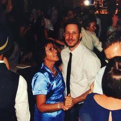 Dancing with Aunt Rita #wedding #hochzeit #putonyourdancingshoes