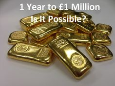 1 Year to £1 Million - Is It Possible?