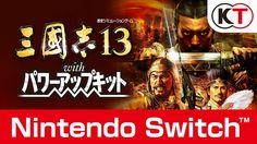 Nintendo Switch - Nobunga's Ambition: Sphere of Influence, Romance of the three Kingdoms XIII