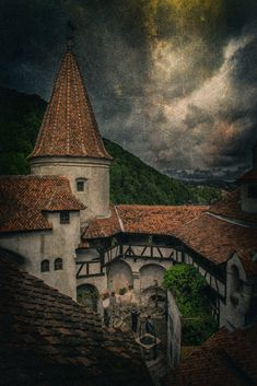 Dracula's place by Mark Kats / 500px