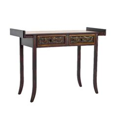 I pinned this Kasey Console Table from the Furniture Finds Under $350 event at Joss and Main!
