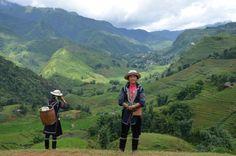 Wandelen Sapa Vietnam