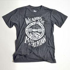 WMC 3 Jon Contino Shirt | Go Media and WMC Fest Merch | Shirts, Posters, and Accessories