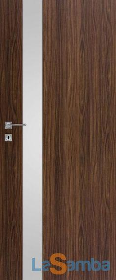Interiérové dveře DRE VETRO D - D1 matné sklo | LaSamba.cz Design