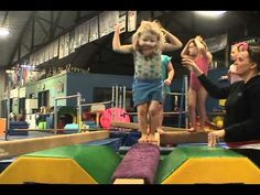 Preschool Gymnastics Program- Coby would like classes here.