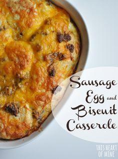 Sausage Egg & Biscuit Casserole 1.2
