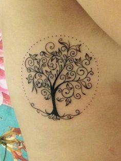 Árvore da vida!                                                                                                                                                                                 More