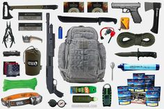A bug-out bag is a portable, carefully-curated collection of items necessary to effectively evacuate and survive for at least 72 hours during an emergency. Each week we'll curate a new bug-out bag as a guide for those looking to build their own bug-out kit. Read More