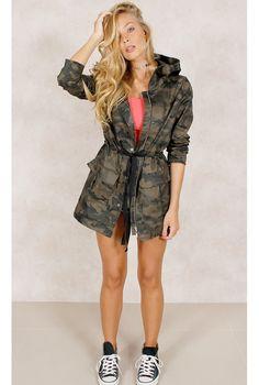 Parka Militar Trends Fashion - fashioncloset