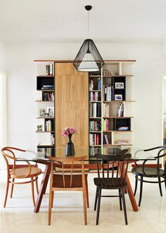 Dining room design ideas: 7 custom-made built-in storage displays | Home & Decor Singapore