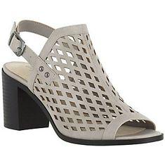3a0d107e772b1b Easy Street Block Heel Sandals - Erin Easy Street Sandals