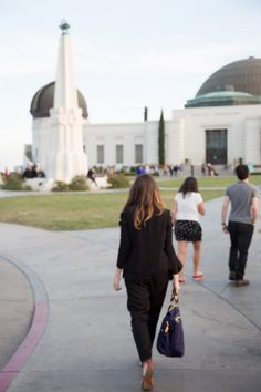 Griffith Observatory [Travelogue: Los Angeles (Part One)]