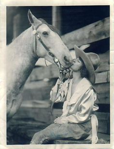 """Oh, You Cowgirl!"" a documentary. Mabel Strickland, of Walla Walla, Wash., began her career in the early 1900s. She won big at rodeos, played in movies and has been inducted in the National Cowboy & Western Heritage Museum, Pendleton, and National Cowgirl halls of fame. She died of cancer in 1976. The Mabel Strickland Cowgirl Museum is in Cheyenne, Wyo."