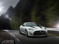 The awesome new Jaguar XKR-S GT