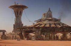 Star Wars 7 le Réveil de la force par Industrial Light and Magic
