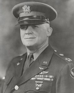 General of the Air Force Henry H. Arnold was a pioneer airman who was taught to fly by the Wright Brothers, and commander of Army Air Forces in victory over Germany and Japan in World War II