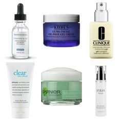 clear days ahead featured on the glitter guide's 6 gel moisturizers you need to try.