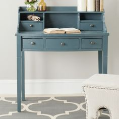 Found it at Wayfair - Terry Writing Desk