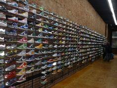 Flight Club footwear store