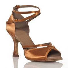 #Women's satin ballroom salsa #latin tango #ceroc dance shoes heeled sandals all ,  View more on the LINK: http://www.zeppy.io/product/gb/2/271539161405/