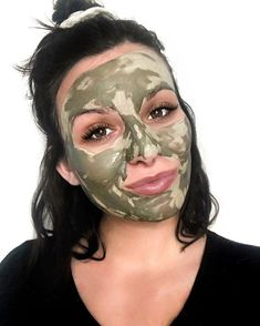 """Raven Lee ☾ on Instagram: """"Breaking out? FACEMASK • Stressful day? FACEMASK • Stayed up all night binge watching Netflix? FACEMASK 🤷🏻♀️ • Using the Renew Glacial Clay +…"""""""