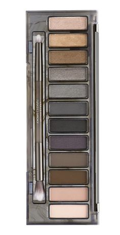 Obsessing over this Urban Decay 'Naked' Palette that creates the perfect smokey eye. It's loaded with gorgeous shades that can be mixed and matched for a variety of looks.