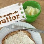 Homemade Butter {Kids In The Kitchen}