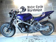 Yamaha FJ1200 Blue