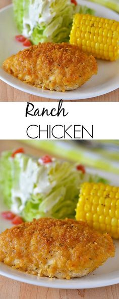 I make this chicken recipe for dinner at least a month! We all love it! - Easy Chicken Recipes and Meals - Think Food, I Love Food, Easy Chicken Recipes, Easy Dinner Recipes, Chicken Recipes For Dinner, Chicken Supper Ideas, Chicken Meals, Chicke Recipes, Easy Recipes
