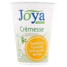 Joya Soya Crèmesse tejsavbaktérium kultúrával fermentált szójaspecialitás 200 g - Tesco Bevásárlás