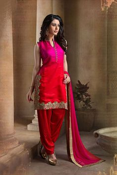 Useful tips to look stunning in salwar kameez. For More: https://goo.gl/PJUd5k