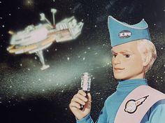 Space Monitor, Thunderbird 5: John Tracy