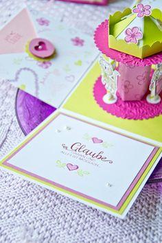 Eine besondere Box... - wertschatz Boite Explosive, Exploding Boxes, Up, Ticket Invitation, Paper Mill, Special Gifts, Birthday, Explosion Box