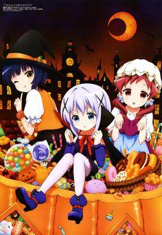 #anime #animegirl #halloween